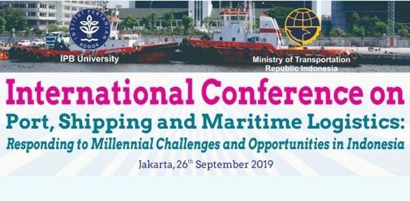 International Conference on Port, Shipping, and Maritime Logistics