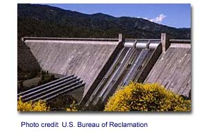 Picture of Shasta Dam